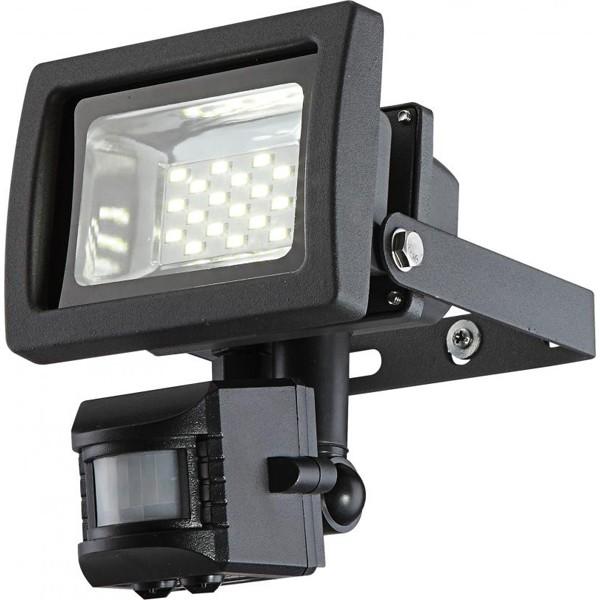Aplica exterior power LED cu senzor, IP44 Radiator III 34234S GL, Iluminat cu senzor de miscare, Corpuri de iluminat, lustre, aplice a