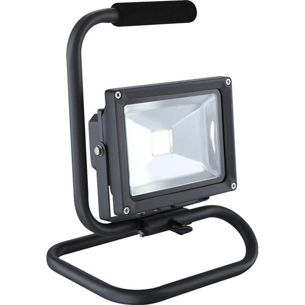 Proiector exterior portabil, dim. 23x21cm, IP65, LED Projecteur 34115A GL, Lampi de exterior portabile , Corpuri de iluminat, lustre, aplice a