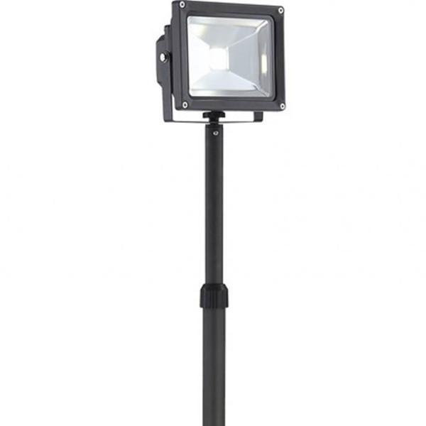 Proiector exterior cu trepied,inaltime reglabila IP65, LED Projecteur 34115AS GL, Lampi de exterior portabile , Corpuri de iluminat, lustre, aplice a