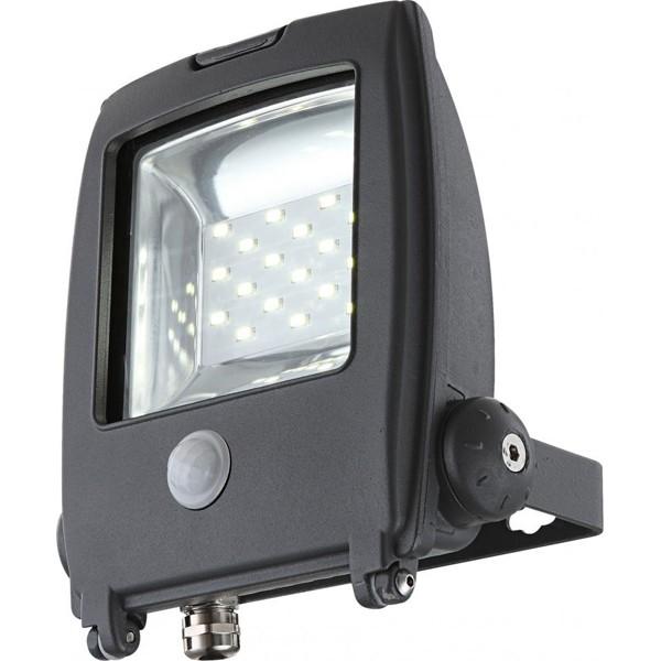Proiector exterior cu senzor,dim.17x18,5cm, IP65,LED Projecteur I 34218S GL, Iluminat cu senzor de miscare, Corpuri de iluminat, lustre, aplice a
