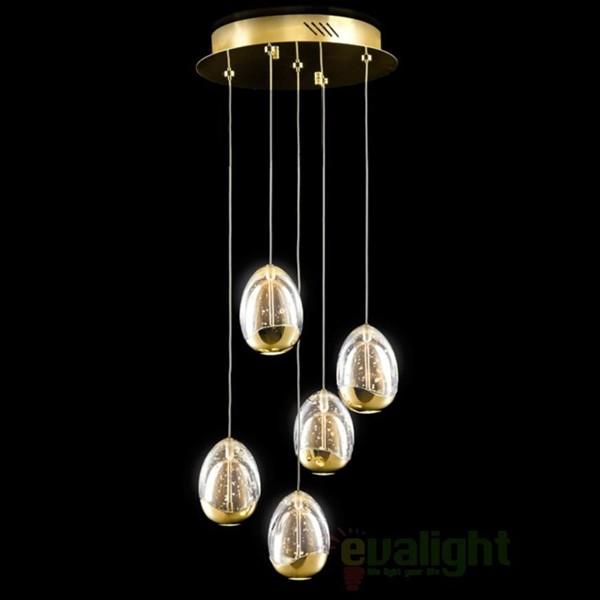 Pendul modern LED diametru 30cm ROCIO 783529, ILUMINAT INTERIOR LED , Corpuri de iluminat, lustre, aplice, veioze, lampadare, plafoniere. Mobilier si decoratiuni, oglinzi, scaune, fotolii. Oferte speciale iluminat interior si exterior. Livram in toata tara.  a