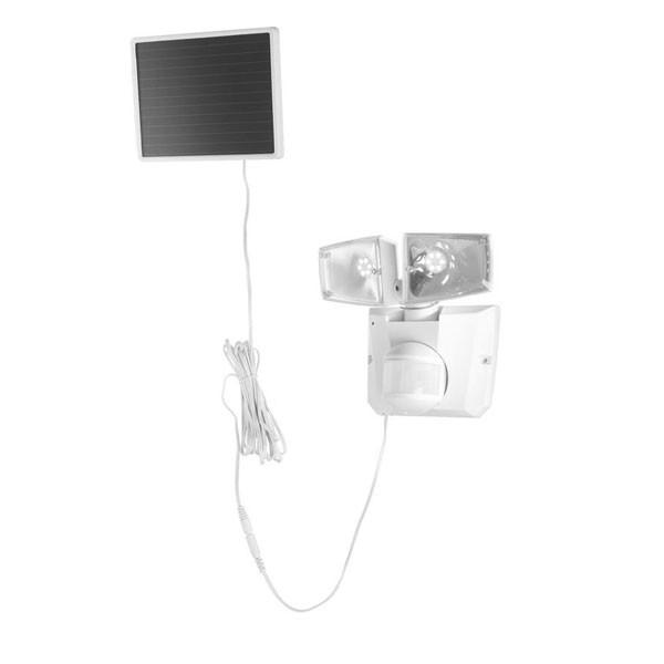 Reflector solar cu senzor, LED, IP44, 3718S GL, ILUMINAT EXTERIOR, Corpuri de iluminat, lustre, aplice a