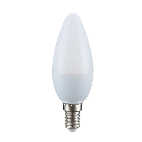 Bec LED 3Watt E14 Candle 10769 GL, Becuri E14, Corpuri de iluminat, lustre, aplice a