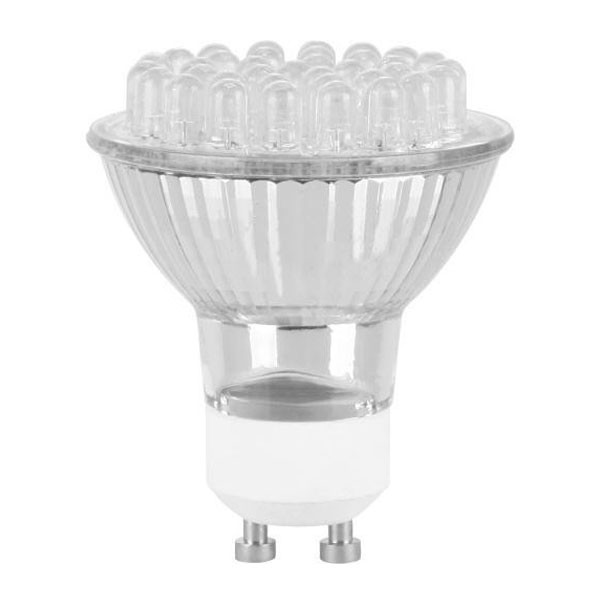 Bec LED 25 Watt GU10 10706 GL, Becuri GU10, Corpuri de iluminat, lustre, aplice, veioze, lampadare, plafoniere. Mobilier si decoratiuni, oglinzi, scaune, fotolii. Oferte speciale iluminat interior si exterior. Livram in toata tara.  a