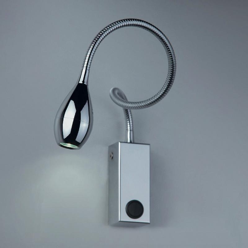 Aplica de perete LED Snake 3885/1 MX, Aplice de perete LED, Corpuri de iluminat, lustre, aplice, veioze, lampadare, plafoniere. Mobilier si decoratiuni, oglinzi, scaune, fotolii. Oferte speciale iluminat interior si exterior. Livram in toata tara.  a