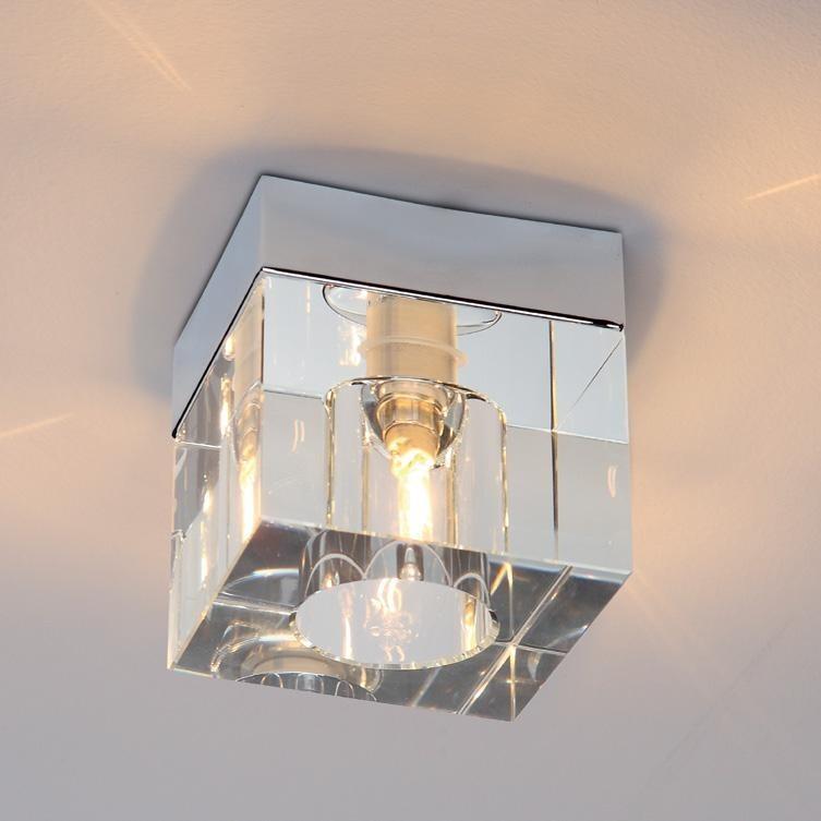 Plafonier, Spot dim.9x9cm, Ice Mini C0028 MX, Spoturi incastrate, aplicate - tavan / perete, Corpuri de iluminat, lustre, aplice, veioze, lampadare, plafoniere. Mobilier si decoratiuni, oglinzi, scaune, fotolii. Oferte speciale iluminat interior si exterior. Livram in toata tara.  a