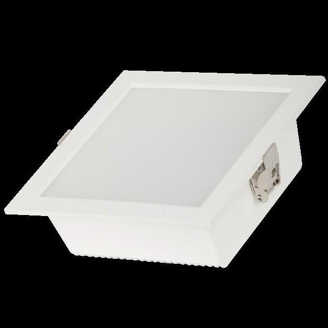 Spot modern incastrat dim.16,5x16,5cm, LED Window H0020 MX, Spoturi LED incastrate, aplicate, Corpuri de iluminat, lustre, aplice a