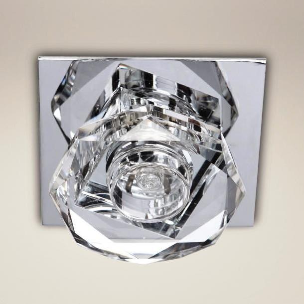 Spot incastrat dim.10x10cm, Briliant H0025 MX, Spoturi incastrate, aplicate - tavan / perete, Corpuri de iluminat, lustre, aplice, veioze, lampadare, plafoniere. Mobilier si decoratiuni, oglinzi, scaune, fotolii. Oferte speciale iluminat interior si exterior. Livram in toata tara.  a