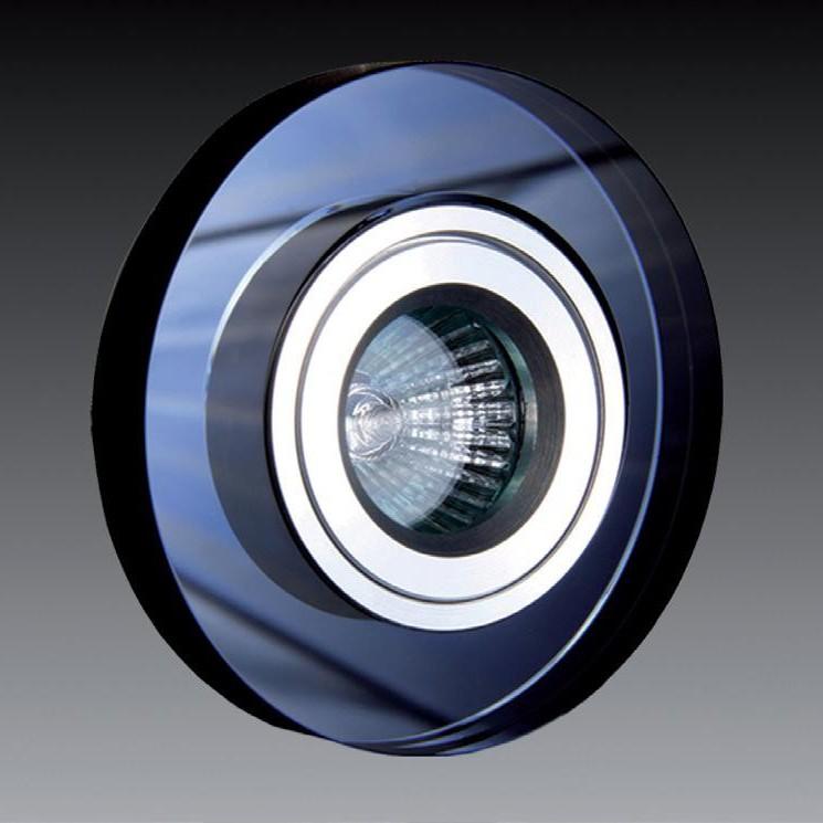 Spot incastrat diam.8cm, 9902 Small Black MX, Spoturi incastrate, aplicate - tavan / perete, Corpuri de iluminat, lustre, aplice a