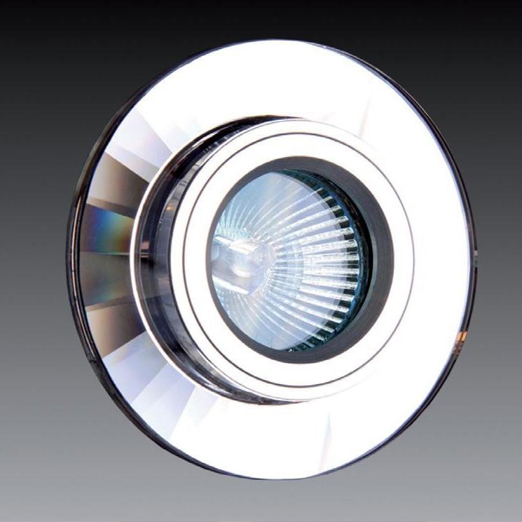 Spot incastrat diam.9,5cm, 9923 WHITE MX, Spoturi incastrate, aplicate - tavan / perete, Corpuri de iluminat, lustre, aplice a