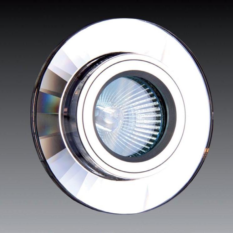Spot incastrat diam.8cm, 9923 Small White MX, Spoturi incastrate, aplicate - tavan / perete, Corpuri de iluminat, lustre, aplice a