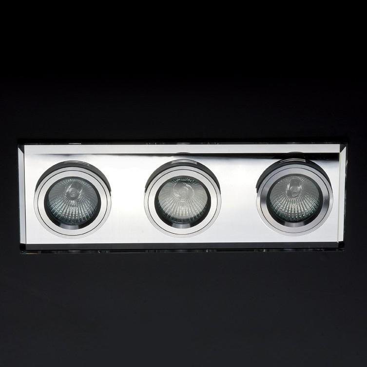 Spot incastrat dim.25,5x9cm, DK-03WHITE MX, Spoturi incastrate, aplicate - tavan / perete, Corpuri de iluminat, lustre, aplice, veioze, lampadare, plafoniere. Mobilier si decoratiuni, oglinzi, scaune, fotolii. Oferte speciale iluminat interior si exterior. Livram in toata tara.  a
