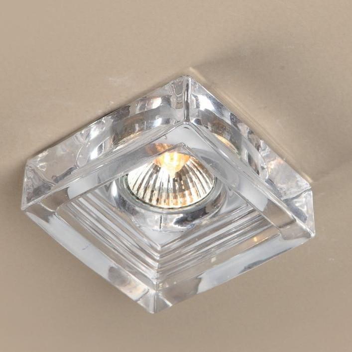 Spot incastrat dim.10x10cm, Step 200 70 01 27 MX, Spoturi incastrate, aplicate - tavan / perete, Corpuri de iluminat, lustre, aplice a