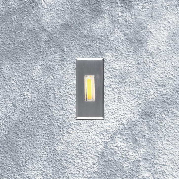 Spot incastrat dim.7x3cm, IP54, Stair LED H0008 MX, Spoturi LED incastrate, aplicate, Corpuri de iluminat, lustre, aplice a
