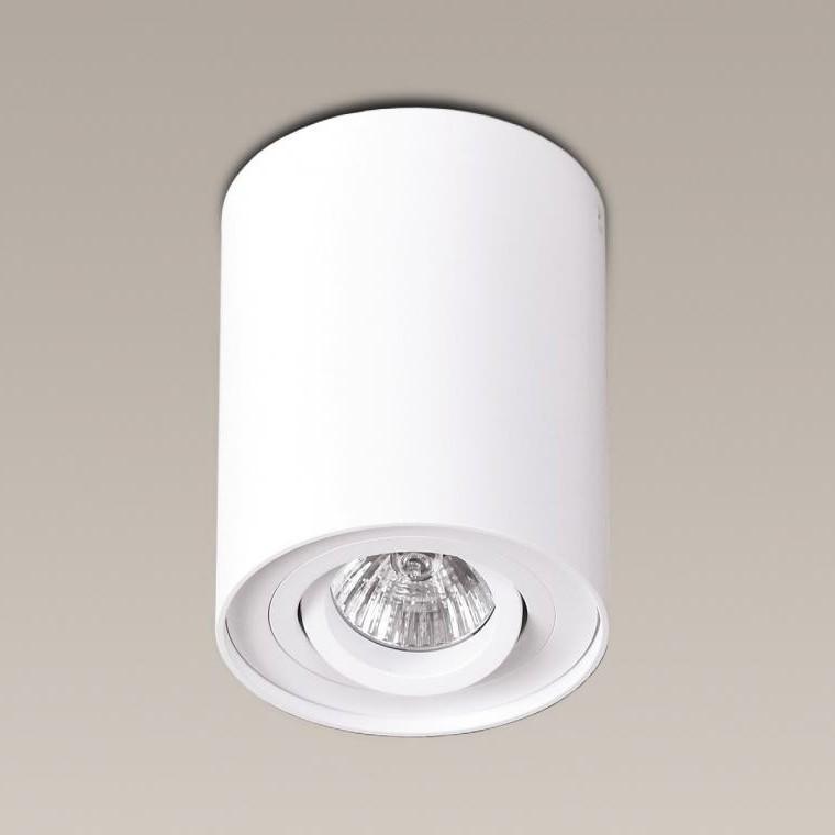 Plafonier, Spot aplicat alb, diam.9,5cm, BASIC ROUND C0067 MX, Promotii si Reduceri⭐ Oferte ✅Corpuri de iluminat ✅Lustre ✅Mobila ✅Decoratiuni de interior si exterior.⭕Pret redus online➜Lichidari de stoc❗ Magazin ➽ www.evalight.ro. a