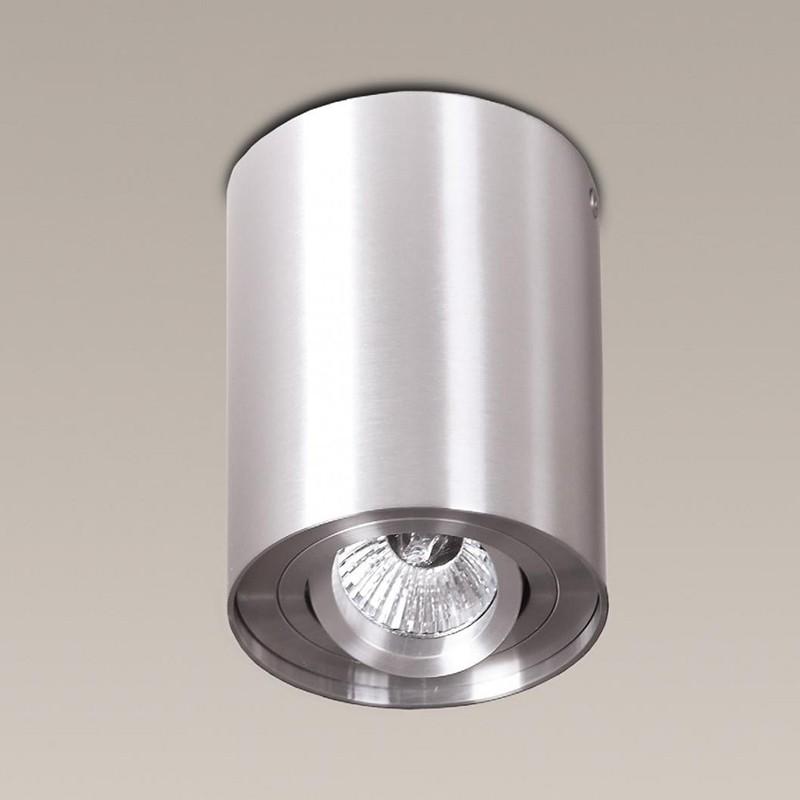 Plafonier, Spot aplicat aluminiu, diam.9,5cm, BASIC ROUND 200 82 85 01 MX, Spoturi incastrate, aplicate - tavan / perete, Corpuri de iluminat, lustre, aplice a