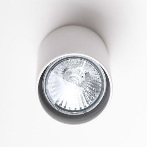 Plafonier, Spot aplicat alb, diam.6cm, PET ROUND C0079 MX, Spoturi incastrate, aplicate - tavan / perete, Corpuri de iluminat, lustre, aplice a