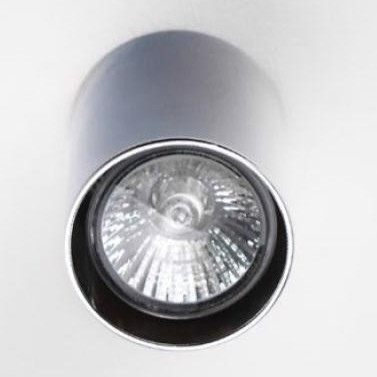 Plafonier, Spot aplicat crom, diam.6cm, PET ROUND C0081 MX, Spoturi incastrate, aplicate - tavan / perete, Corpuri de iluminat, lustre, aplice, veioze, lampadare, plafoniere. Mobilier si decoratiuni, oglinzi, scaune, fotolii. Oferte speciale iluminat interior si exterior. Livram in toata tara.  a