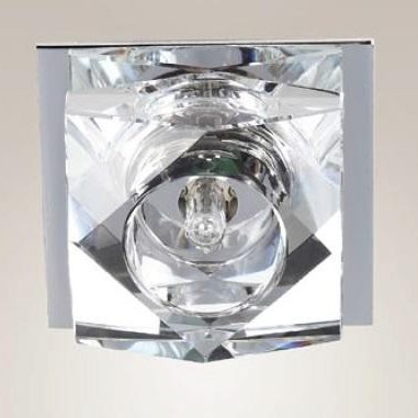 Spot incastrat dim.10x10cm, Elektra H0059 MX, Spoturi incastrate, aplicate - tavan / perete, Corpuri de iluminat, lustre, aplice a