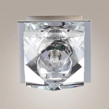 Plafonier, Spot aplicat dim.9x9cm, Elektra C0073 MX, Spoturi incastrate, aplicate - tavan / perete, Corpuri de iluminat, lustre, aplice, veioze, lampadare, plafoniere. Mobilier si decoratiuni, oglinzi, scaune, fotolii. Oferte speciale iluminat interior si exterior. Livram in toata tara.  a