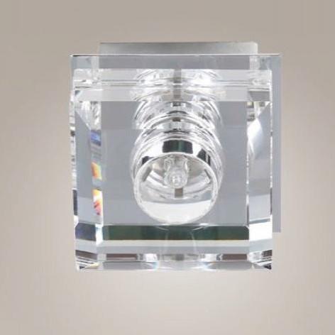 Plafonier, Spot aplicat dim.9x9cm, Hadar C0074 MX, Spoturi incastrate, aplicate - tavan / perete, Corpuri de iluminat, lustre, aplice, veioze, lampadare, plafoniere. Mobilier si decoratiuni, oglinzi, scaune, fotolii. Oferte speciale iluminat interior si exterior. Livram in toata tara.  a