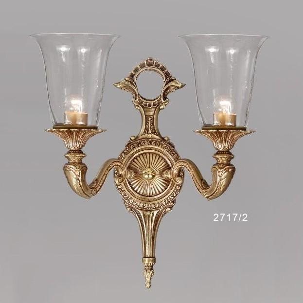 Aplica de perete LUX fabricat manual, Venus 2717/2 Bejorama, PROMOTII, Corpuri de iluminat, lustre, aplice, veioze, lampadare, plafoniere. Mobilier si decoratiuni, oglinzi, scaune, fotolii. Oferte speciale iluminat interior si exterior. Livram in toata tara.  a