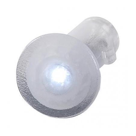 Set de 6 mini spoturi incastrabile, LED alb, IP67, EL-20063-WH EN, Spoturi incastrate, aplicate - tavan / perete, Corpuri de iluminat, lustre, aplice a