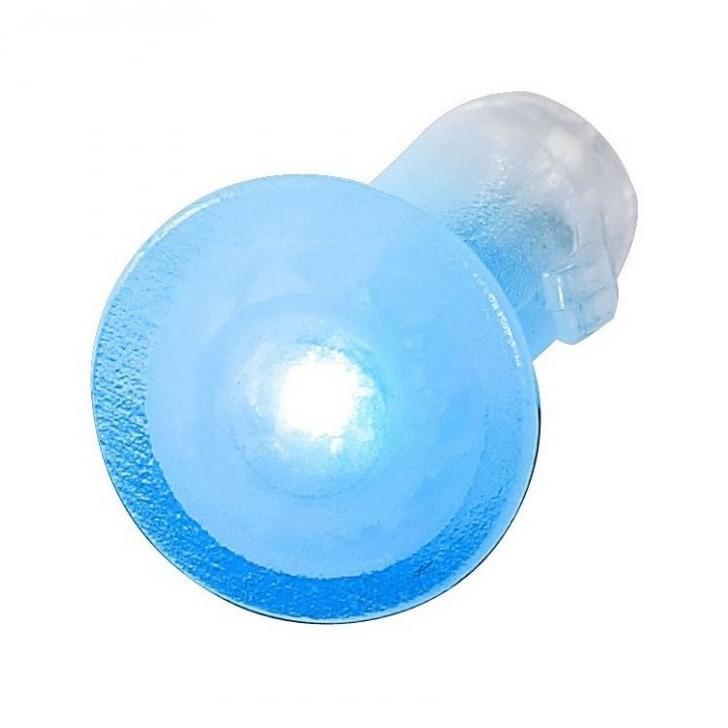 Set de 6 mini spoturi incastrabile, LED albastru, IP67, EL-20064-BLU EN, Spoturi incastrate, aplicate - tavan / perete, Corpuri de iluminat, lustre, aplice a