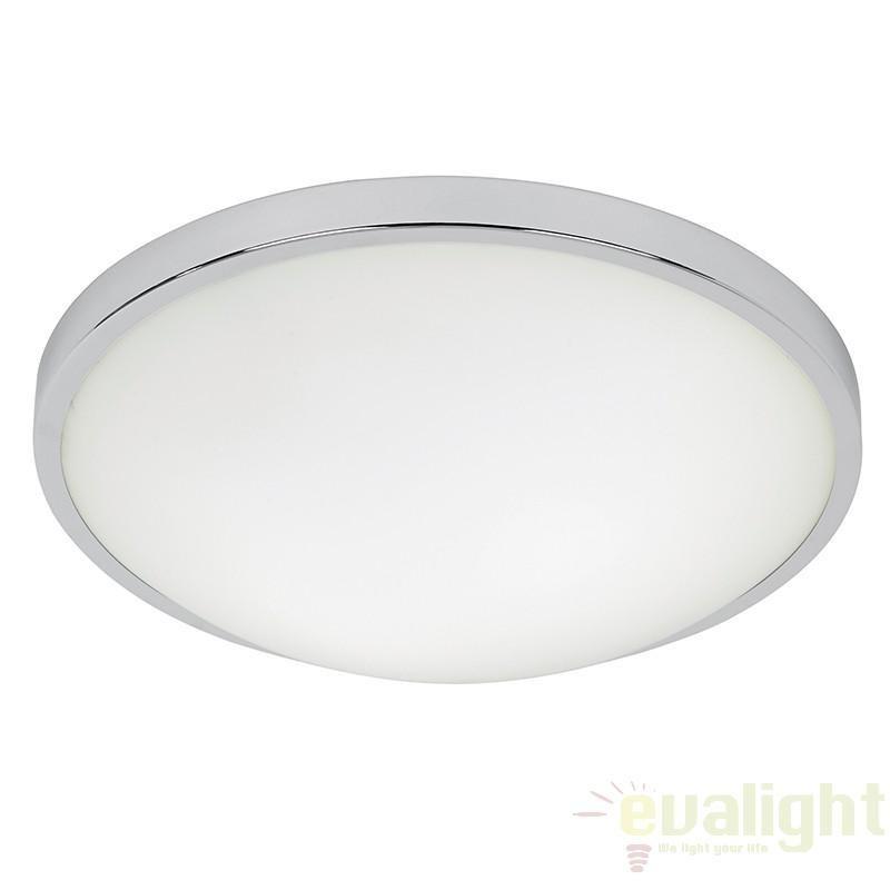Plafonier pentru baie cu protectie IP44 EL-20097 EN, Plafoniere cu protectie pentru baie, Corpuri de iluminat, lustre, aplice a