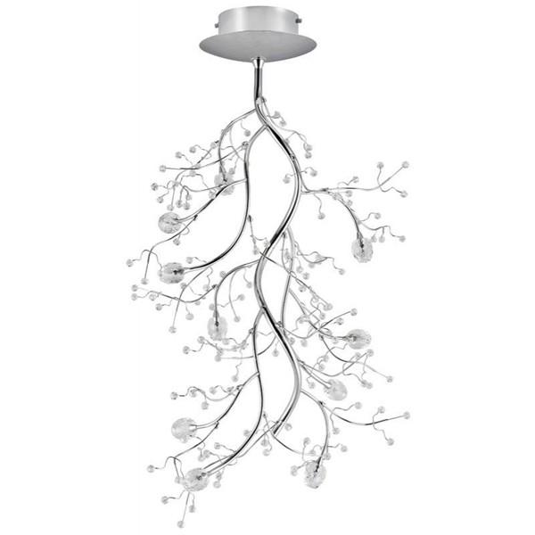 Lustra eleganta Anastasia G75880/15, CORPURI DE ILUMINAT INTERIOR MODERN, Corpuri de iluminat, lustre, aplice a