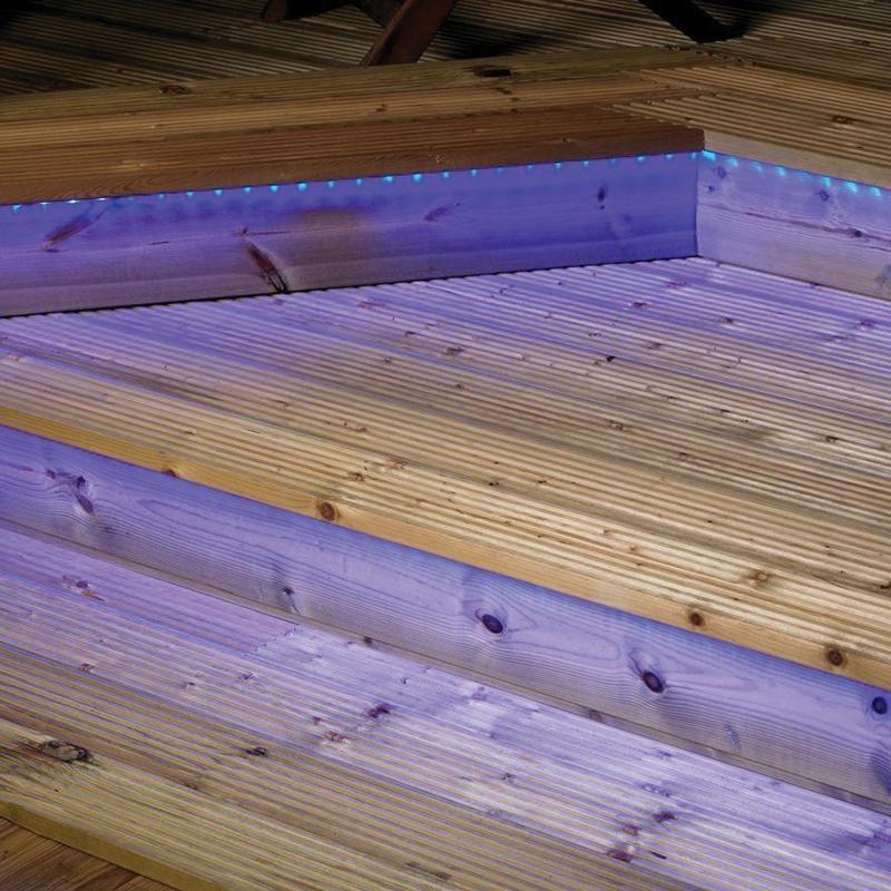 Banda 5m cu LED-uri albastre, IP67, EL-40049-BLU EN, Iluminat design decorativ , Corpuri de iluminat, lustre, aplice a