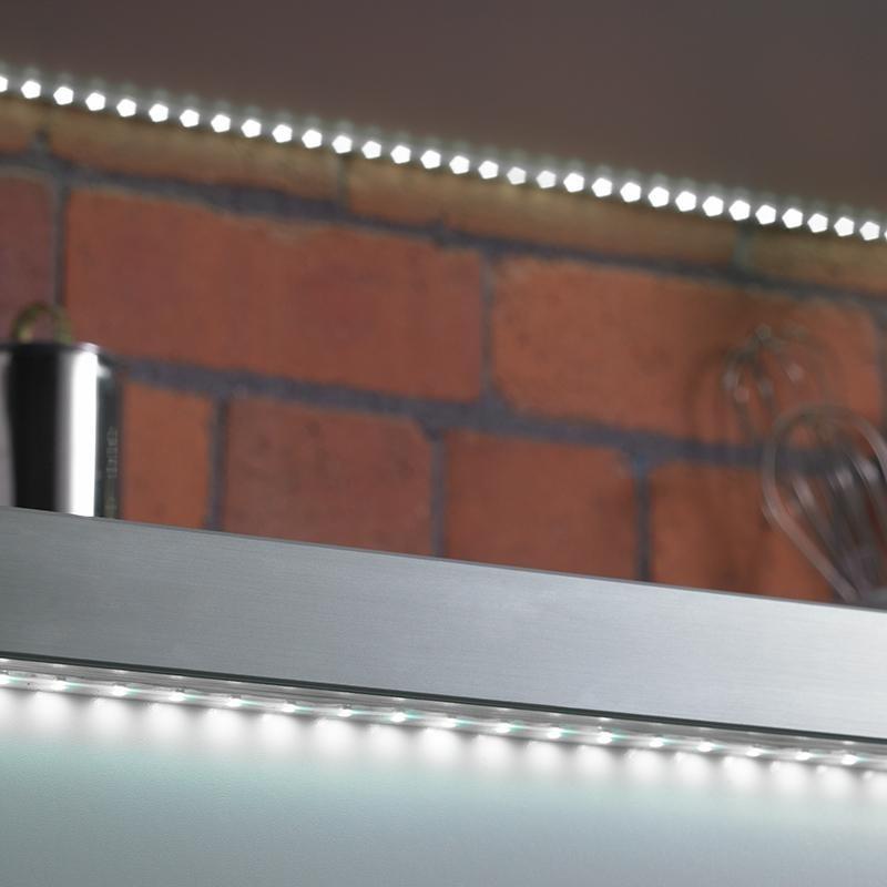 Banda 5m cu LED-uri albe, IP67, EL-40050-WH EN, Iluminat design decorativ , Corpuri de iluminat, lustre, aplice a