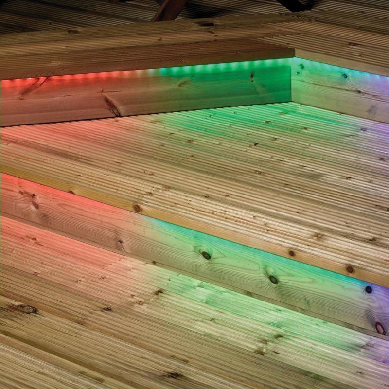 Banda 4m,LED-uri RGB 3 culori, IP67, EL-40051-RGB EN, Iluminat design decorativ , Corpuri de iluminat, lustre, aplice a