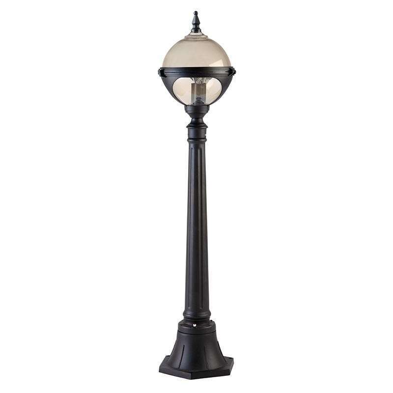 Stalp exterior H-106cm, IP44 YG-8003 EN, Outlet, Corpuri de iluminat, lustre, aplice, veioze, lampadare, plafoniere. Mobilier si decoratiuni, oglinzi, scaune, fotolii. Oferte speciale iluminat interior si exterior. Livram in toata tara.  a