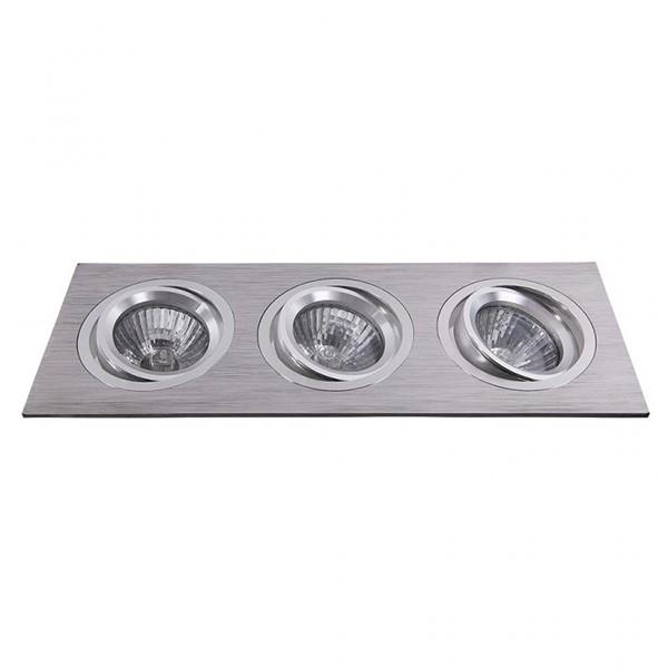 Spot directionabil, incastrabil, dim.24,7,2x9,2cm, Spot fashion 1118 RX, Spoturi incastrate, aplicate - tavan / perete, Corpuri de iluminat, lustre, aplice a