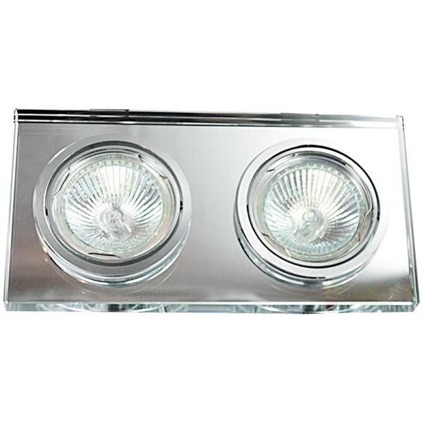 Spot incastrabil, dim.17x9cm, Spot fashion 1178 RX, Spoturi incastrate, aplicate - tavan / perete, Corpuri de iluminat, lustre, aplice a
