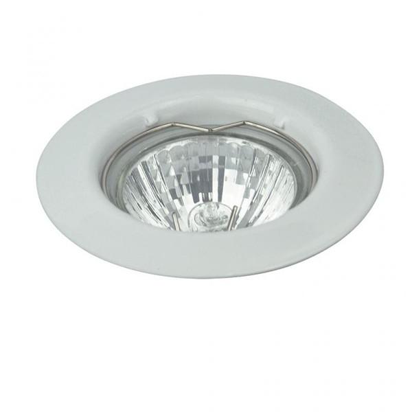 Spot incastrabil alb, diam.8cm, Spot relight 1087 RX, Spoturi incastrate, aplicate - tavan / perete, Corpuri de iluminat, lustre, aplice a