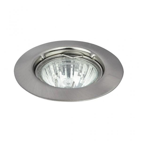 Spot incastrabil crom satinat, diam.8cm, Spot relight 1089 RX, Spoturi incastrate, aplicate - tavan / perete, Corpuri de iluminat, lustre, aplice a