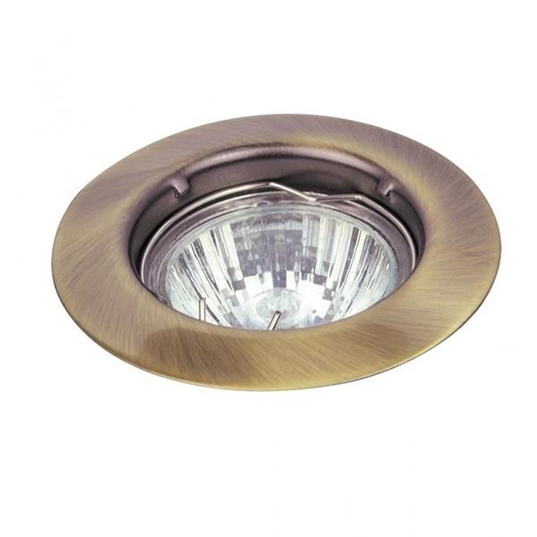 Spot incastrabil bronz, diam.8cm, Spot relight 1090 RX, Spoturi incastrate, aplicate - tavan / perete, Corpuri de iluminat, lustre, aplice a