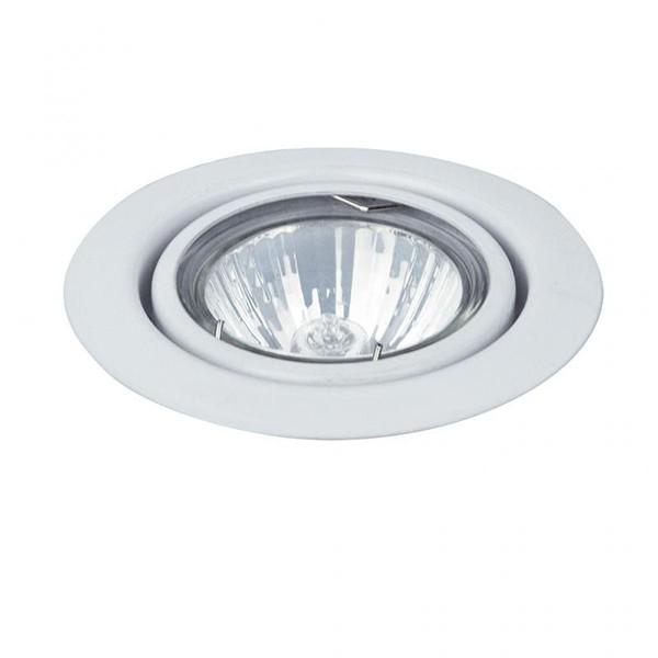 Spot directionabil, incastrabil alb, diam.8,6cm, Spot relight 1091 RX, Spoturi incastrate, aplicate - tavan / perete, Corpuri de iluminat, lustre, aplice a
