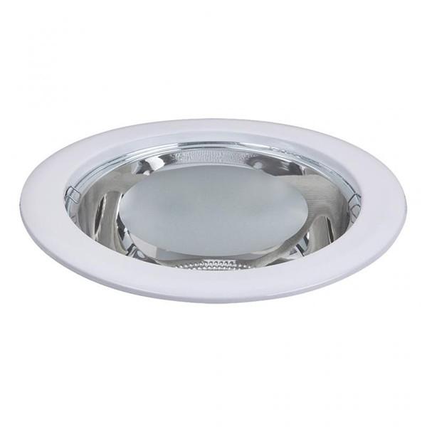 Spot incastrabil alb, diam.24,6cm, Spot office 1130 RX, Spoturi incastrate, aplicate - tavan / perete, Corpuri de iluminat, lustre, aplice a