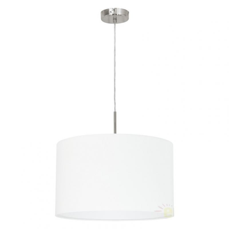 Lustra, Pendul modern alb, diam.38cm, Pasteri 31571 EL, Magazin,  a