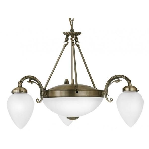 Candelabru 3 brate diametru 70cm Imperial 82742 EL, Candelabre, Pendule, Lustre, Corpuri de iluminat, lustre, aplice a