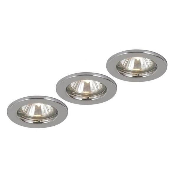 Spot set de 3 buc. 12101-3, Spoturi incastrate, aplicate - tavan / perete, Corpuri de iluminat, lustre, aplice a
