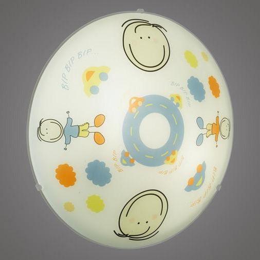Plafonier Copii Junior 88972 EL, Lustre pentru camera Copii, Corpuri de iluminat, lustre, aplice a