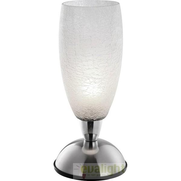 Veioza actionabil prin atingere Auriga 21921 GL, Veioze, Lampi de masa, Corpuri de iluminat, lustre, aplice a