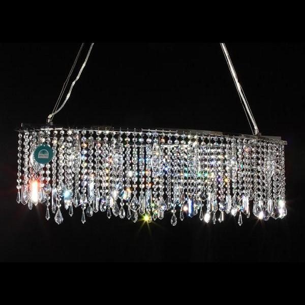 Pendul modern cristal Swarovski Priscilla, Lustre Cristal Swarovski , Corpuri de iluminat, lustre, aplice a