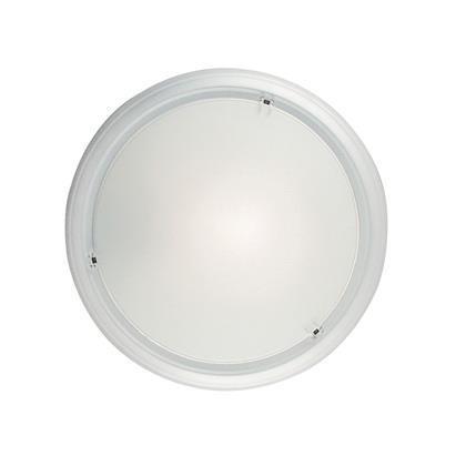 Aplica de perete, Plafonier diam. 28cm Frisbee 25266001NL, Magazin, Corpuri de iluminat, lustre, aplice, veioze, lampadare, plafoniere. Mobilier si decoratiuni, oglinzi, scaune, fotolii. Oferte speciale iluminat interior si exterior. Livram in toata tara.  a