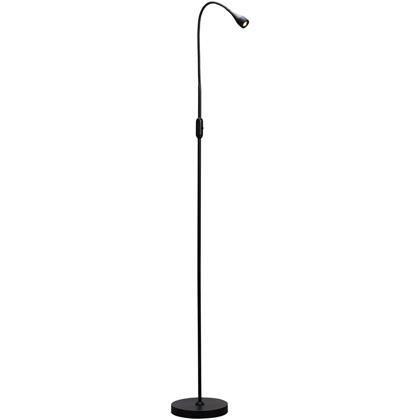 Lampadar LED modern cu brat flexibil Mento 75594003 NL, Magazin, Corpuri de iluminat, lustre, aplice, veioze, lampadare, plafoniere. Mobilier si decoratiuni, oglinzi, scaune, fotolii. Oferte speciale iluminat interior si exterior. Livram in toata tara.  a