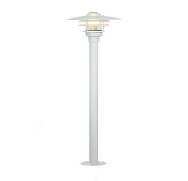 Stalp exterior H-116cm, IP44 Lonstrup 32 alb 71428001NL, Stalpi de iluminat exterior mici si medii , Corpuri de iluminat, lustre, aplice, veioze, lampadare, plafoniere. Mobilier si decoratiuni, oglinzi, scaune, fotolii. Oferte speciale iluminat interior si exterior. Livram in toata tara.  a